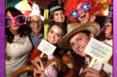 Photo Booth in Liverpool, Photo Booth Gallery